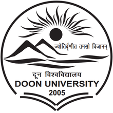 Doon University logo.png