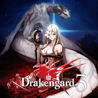 Drakengard 3 - Image: Drakengard 3 boxart