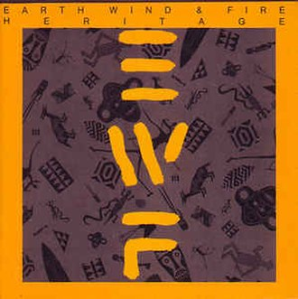 Heritage (Earth, Wind & Fire song) - Image: Earth, Wind & Fire Heritage (Single)