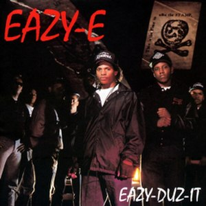 Eazy-Duz-It - Image: Eazy E Eazy Duz It