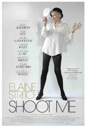 Elaine Stritch: Shoot Me - Image: Elaine Stritch Shoot Me