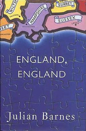 England, England - First edition cover