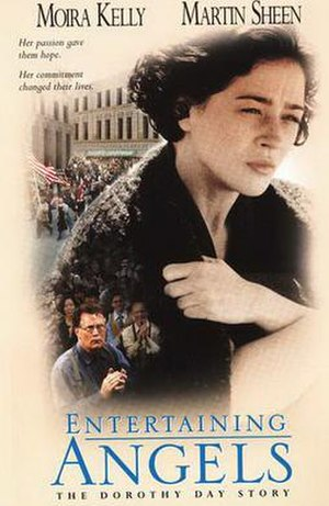 Entertaining Angels: The Dorothy Day Story - Image: Entertain Angls