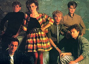 Eurogliders - Eurogliders circa 1982
