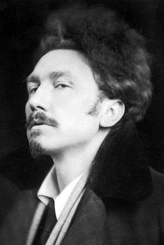 Parable of the Sunfish - Ezra Pound in 1920