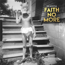 Faith No More - Sol Invictus Album Coverpng
