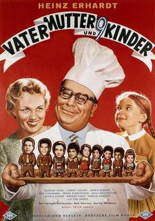 <i>Father, Mother and Nine Children</i> 1958 film