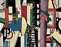Fernand Léger, 1919, The City (La Ville), oil on canvas, 231.1 x 298.4 cm, Philadelphia Museum of Art.jpg
