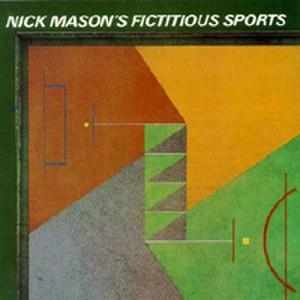 Nick Mason's Fictitious Sports - Image: Fictitious sports