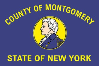 Montgomery County, New York - Image: Flag of Montgomery County, New York