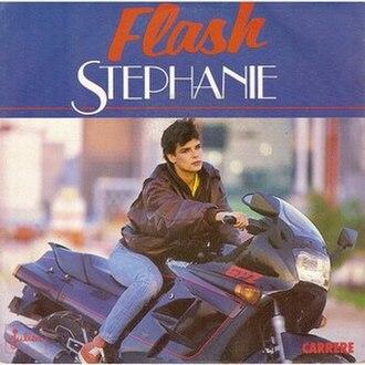 Flash (Stéphanie song) - Image: Flash (Stéphnaie song)