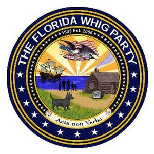 Florida Whig Party - Image: Florida Whig Party (seal)
