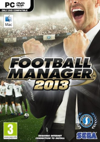 Football Manager 2013 - Image: Football Manager 2013