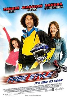 <i>Free Style</i> (film) 2008 American film directed by William Dear