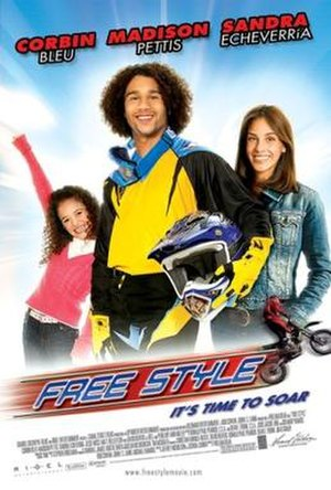 Free Style (film) - Promotional poster