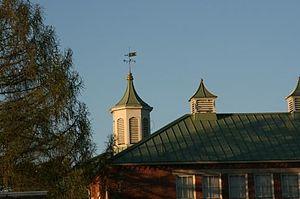 Fryeburg Academy - Image: Fryeburgacademybell