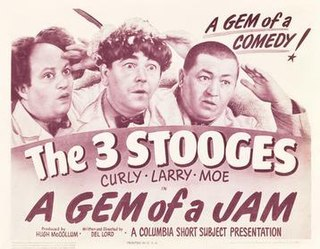 <i>A Gem of a Jam</i> 1943 film by Del Lord