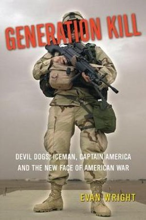 Generation Kill - Front Cover