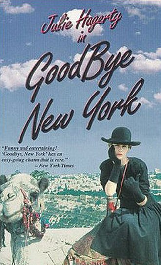 Goodbye, New York - Image: Goodbye New York Poster
