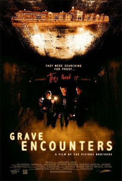 Picture of a movie: Grave Encounters