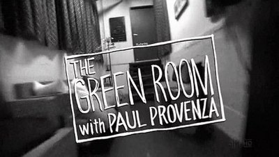 Picture of a TV show: The Green Room With Paul Provenza