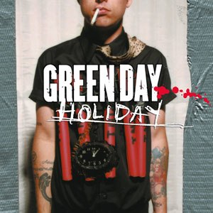 Holiday (Green Day song) - Image: Green Day Holiday cover