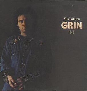 <i>1+1</i> (Grin album) 1972 studio album by Grin