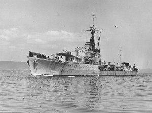 HMS Jervis - HMS Jervis