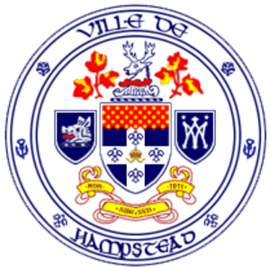 Hampstead, Quebec - Image: Hampstead seal