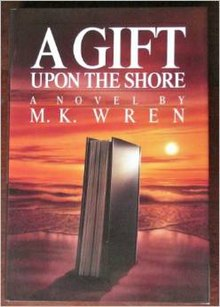 Hardcover front cover of A Gift Upon the Shore.jpg