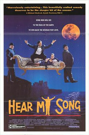 Hear My Song - Film poster