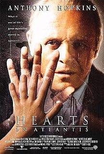 <i>Hearts in Atlantis</i> (film) 2001 film by Scott Hicks