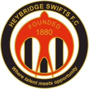 Heybridge Swifts F.C. - Image: Heybridge Swifts FC Logo