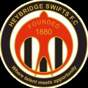 Heybridge Swifts F.C. - Image: Heybridge Swifts FC Logo