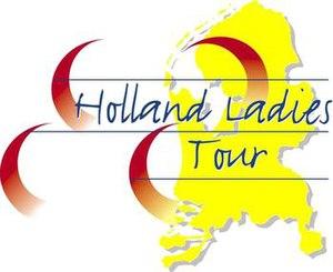 Holland Ladies Tour - Image: Holland Ladies Tour logo