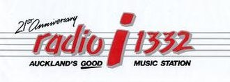 Mix (radio station) - Radio i logo 1986-1992