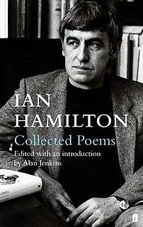 Ian Hamilton (critic) British writer