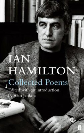 Ian Hamilton (critic) - The cover of Ian Hamilton's Collected Poems