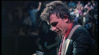Ian Moss - Moss on the Cold Chisel Last Stand Tour, 1983