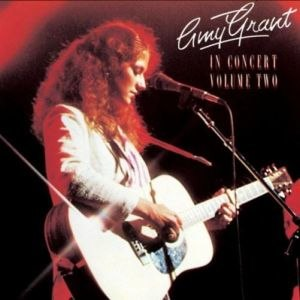 In Concert Volume Two (Amy Grant album) - Image: In Concert Volume Two