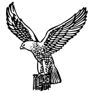Independence Party (Iceland) - The eagle logo is frequently used in the Independence Party's literature.