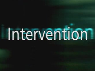 Intervention (TV series) - Title screen of seasons 1-15.