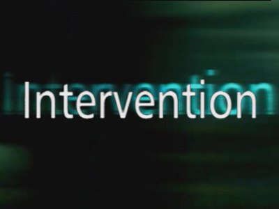 Picture of a TV show: Intervention
