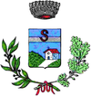 Coat of arms of Isasca