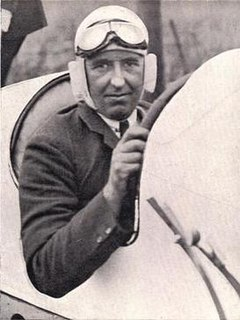 J. G. Parry-Thomas Motor-racing driver from Wales