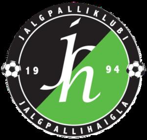 JK Jalgpallihaigla - Image: JK Jalgpallihaigla logo