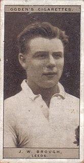 Jim Brough Former GB & England international rugby league footballer