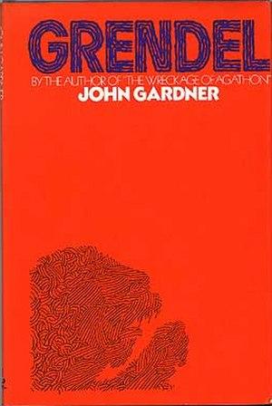 Grendel (novel) - First edition 1971 cover