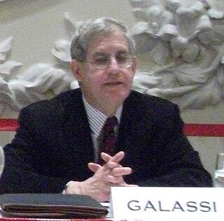 Jonathan Galassi American writer