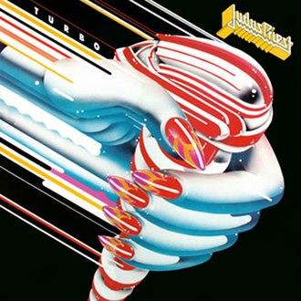 Turbo (Judas Priest album) - Image: Judas Priest Turbo